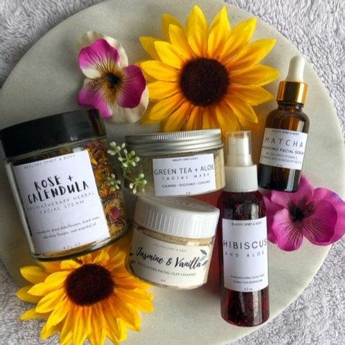 THE Plant-Based Skin Care Kit