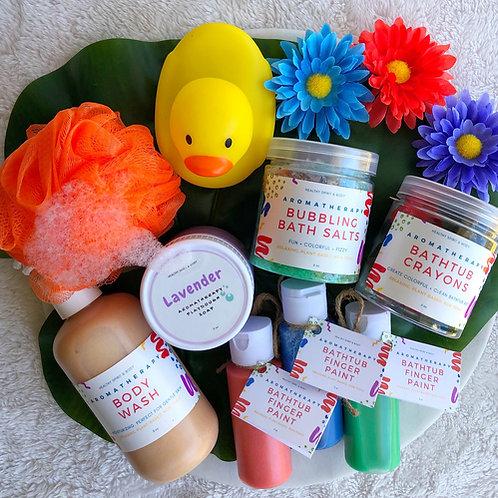 Aromatherapy Bath Kit for Kids