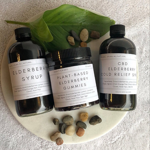 Elderberry Care Package