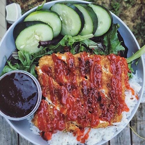 Vegan Chicken Katsu Recipe