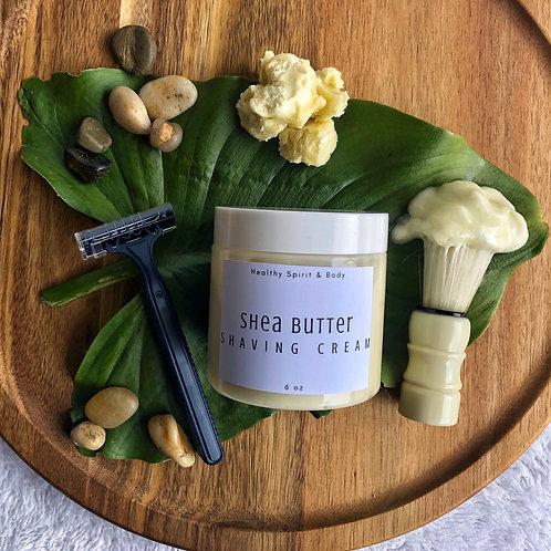 Shea Butter Shaving Cream