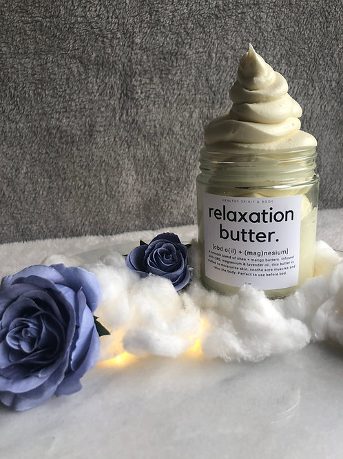 Relaxation Butter