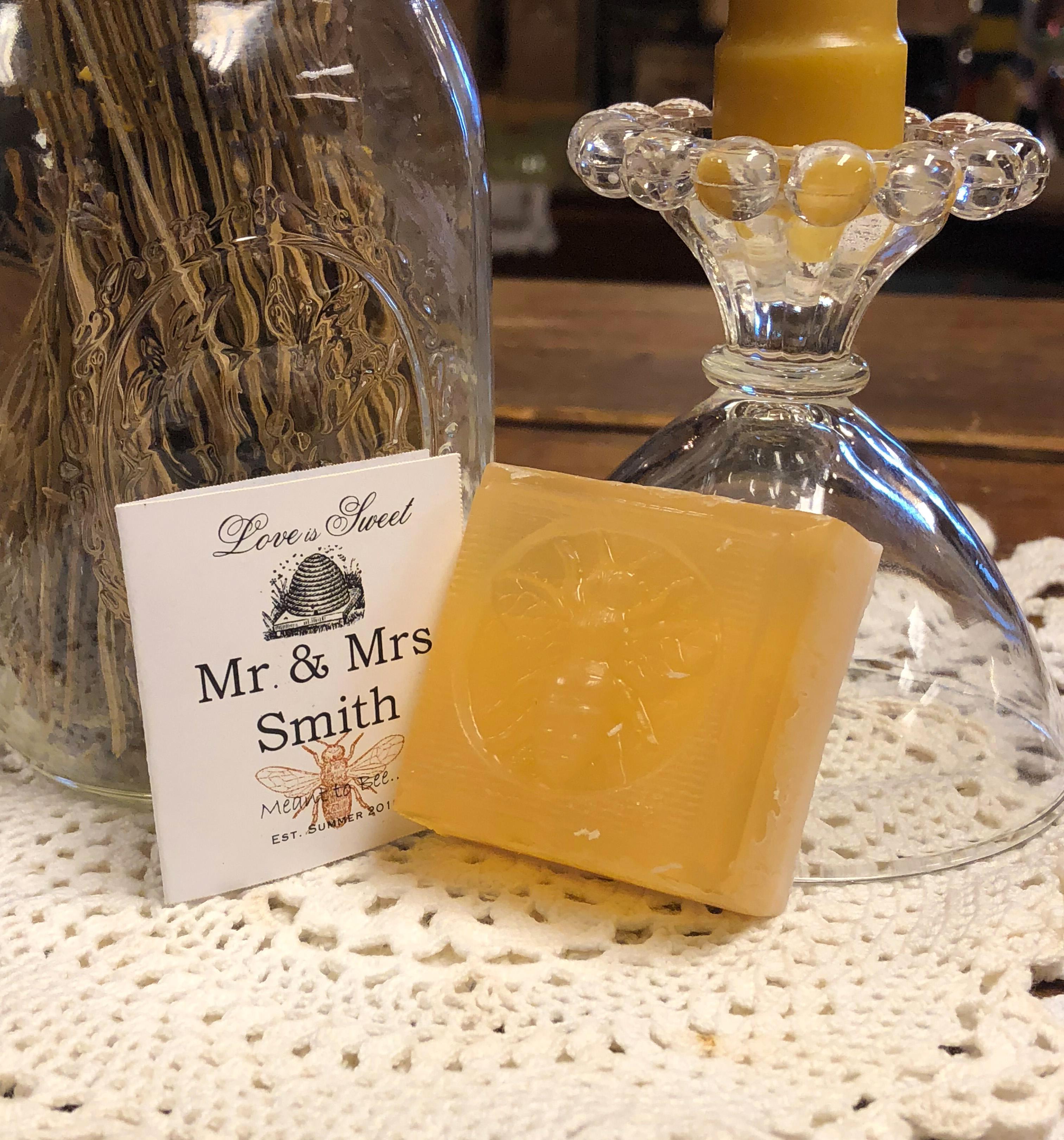 Honey Vanilla Soap