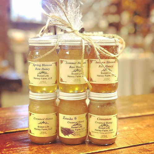 Honey Flight Gift Pack