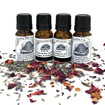 Naturals the name, Essential Oils the Game!