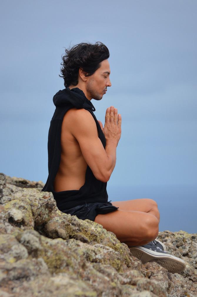 The Writing Benefits of Meditation