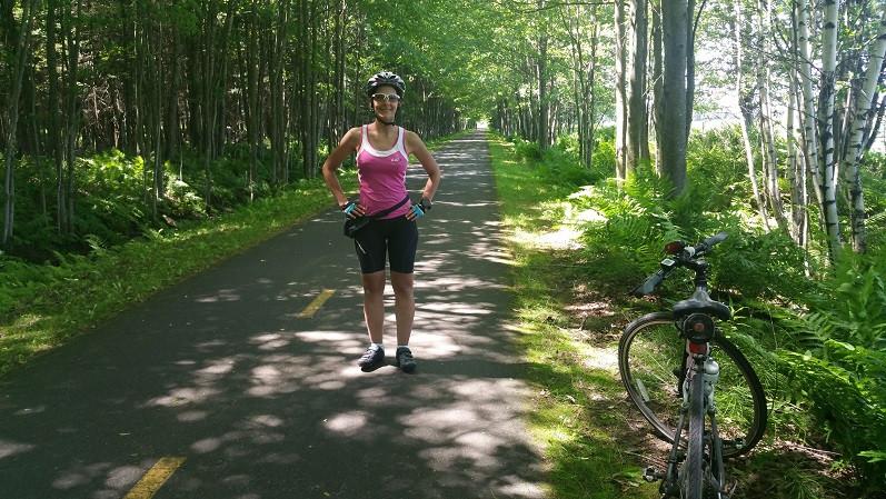 vélo à Sorel-Tracy