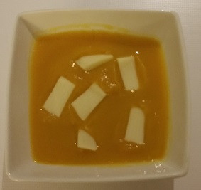 potage de butternut