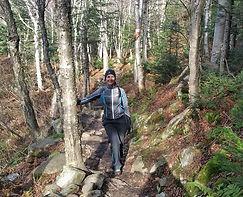 randonnée mont orford