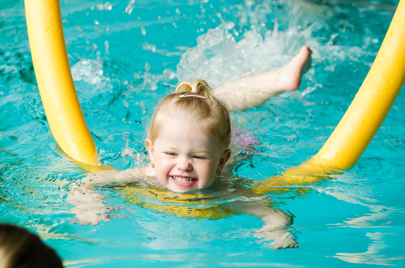 Usmev vo vode