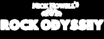 rock odyssey logo