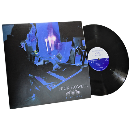 Limited Edition: We Will Go On - Vinyl Record