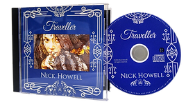 Nick Howell Traveller CD clear backgroun