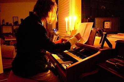 Nick Howell Organ