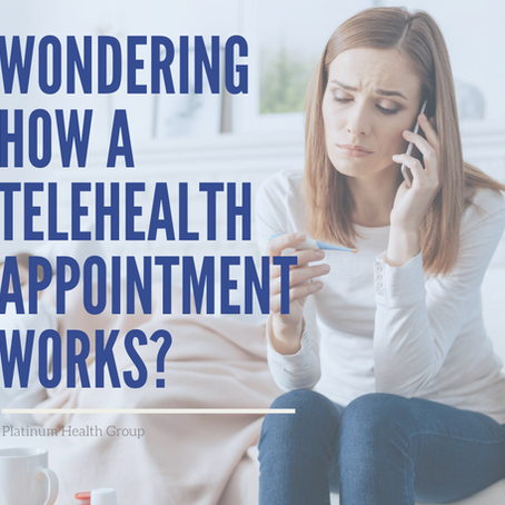 Telehealth Appointments