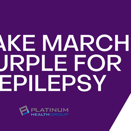 March Epilepsy Month