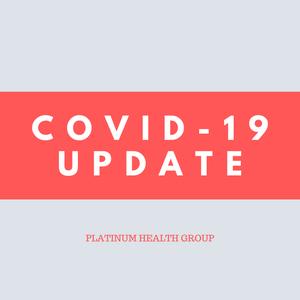 Platinum Health Group - Covid-19 Update
