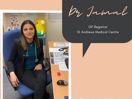 Welcome Dr Jamal