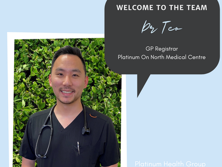 WELCOME DR TEO