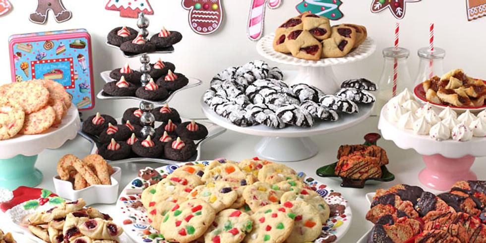 Women's Ministry Cookie Exchange