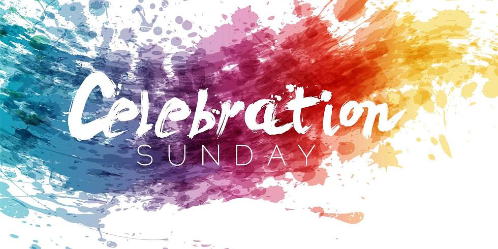 Celebration Sunday