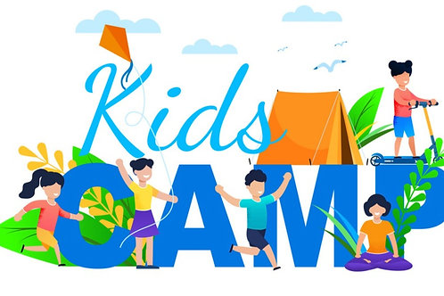 Kids Camp Scholarship