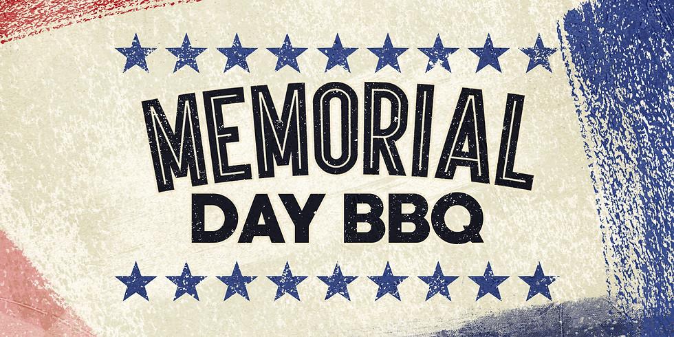 Memorial Day All Church BBQ