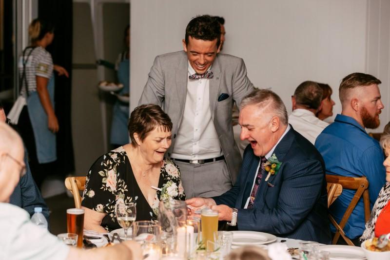 Wedding Magic - Noosa - Andino magician