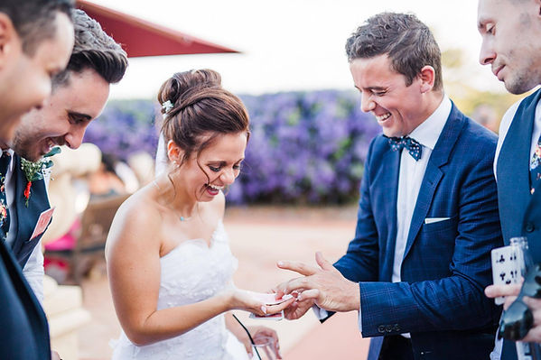 Andino Magician - Wedding Entertainment - Sunshine Coast