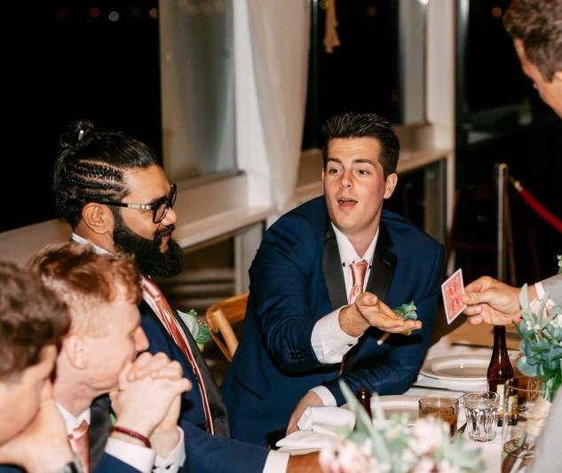 Noosa Wedding Magic - Andino Magician .J