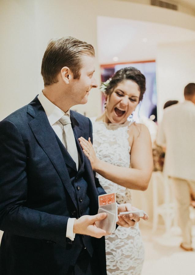 Wedding Magician Andino