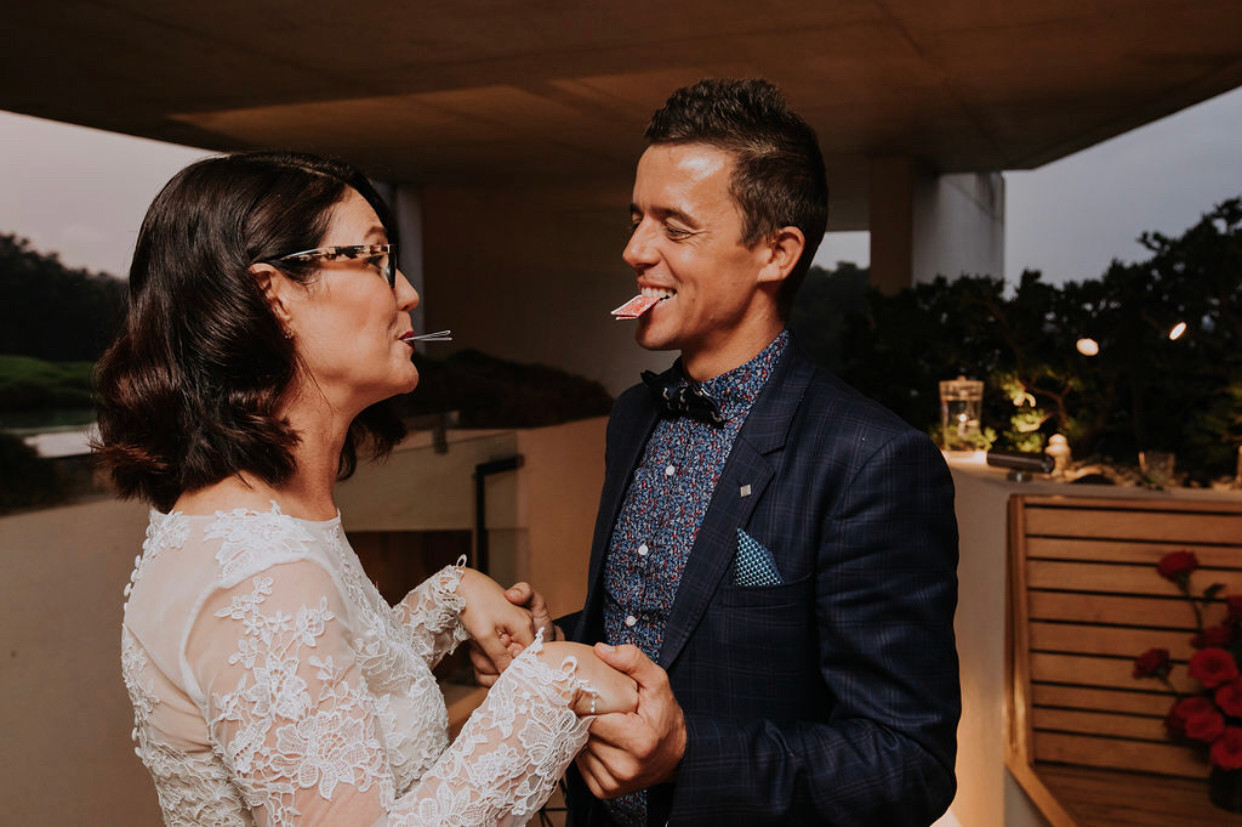 Wedding Magic - Brisbane - Andino Magician