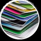 Výroba plastových karet na zakázku