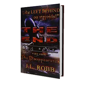 The End: The Book: Part Four: The Disappearance - HARD COVER