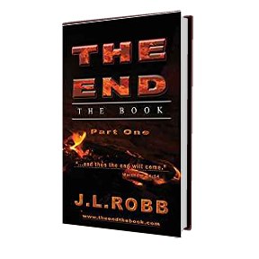 """The End: The Book: Part One: """"And then The End Will Come"""" -HARD COVER"""