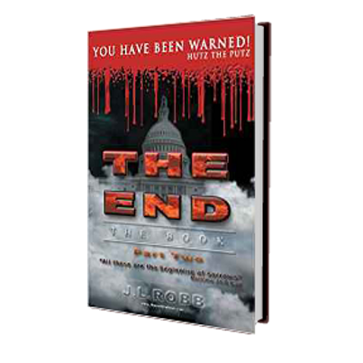 The End: The Book: Part Two: You Have Been Warned! - HARD COVER