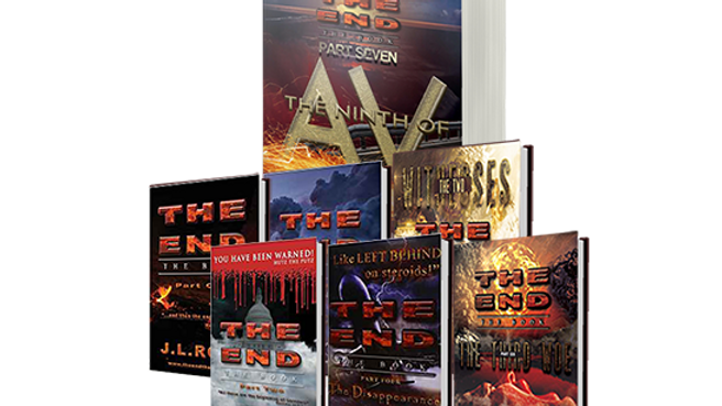 The End: The Book: Parts One through Seven HARD COVER