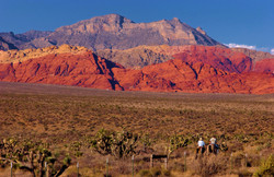 Red Rock Canyon - 40 miles