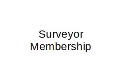 Surveyor Membership