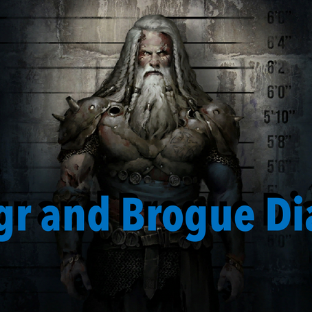 The Myth Behind the Gard: Draugr and Brogue Dialects