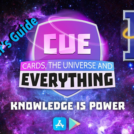 Cards, the Universe, and Everything: A Beginner's guide to CUE by Avid Games
