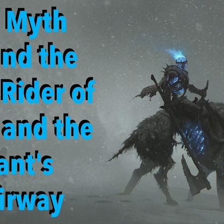 The Myth Behind the Gard: Rider of Edda, and the Giant's Stairway