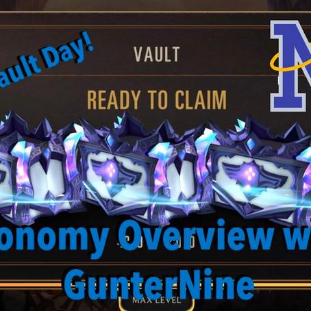 Legends of Runeterra Economy Overview and Vault Opening