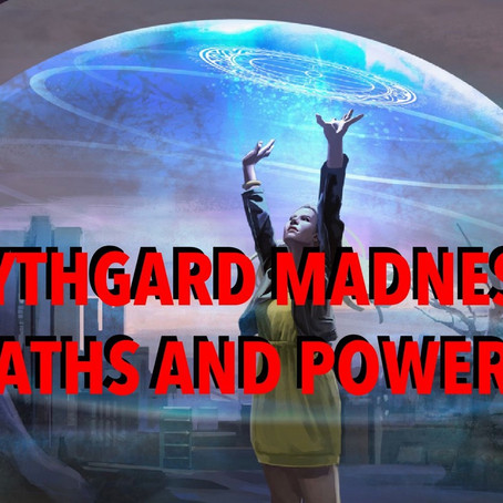 Mythgard Madness: Paths and Powers