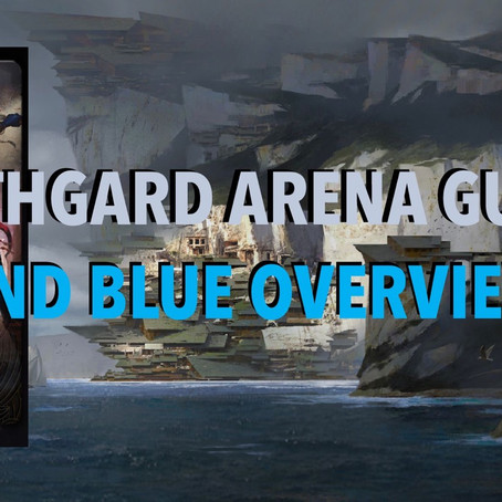Mythgard Arena Guide (and Blue Overview)