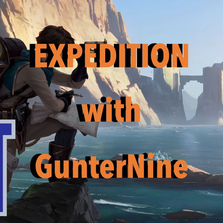 Expedition with Gunter: Trial 2 Match 2
