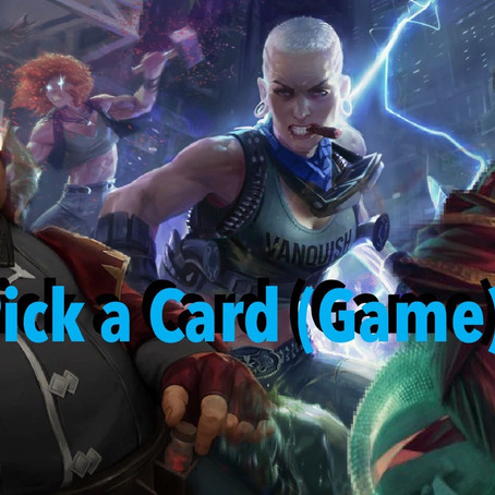 Pick a Card (Game)!
