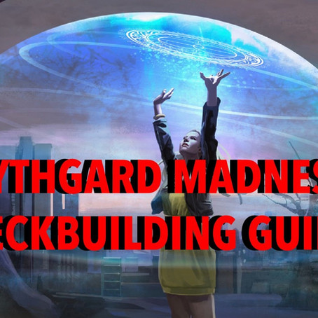 Mythgard Madness: Deckbuilding Guide