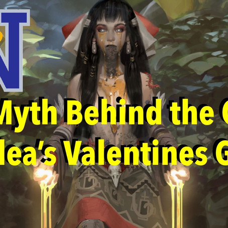 The Myth Behind the Gard: Zolea's Valentines Gift