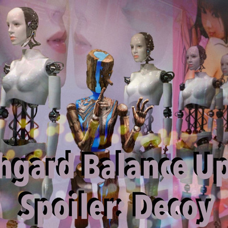 Mythgard Balance Patch Spoiler: Decoy